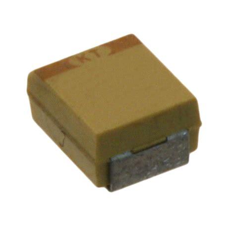 tantalum polymer capacitor lifetime t540b336m010ah6710 datasheet specifications family tantalum polymer capacitors