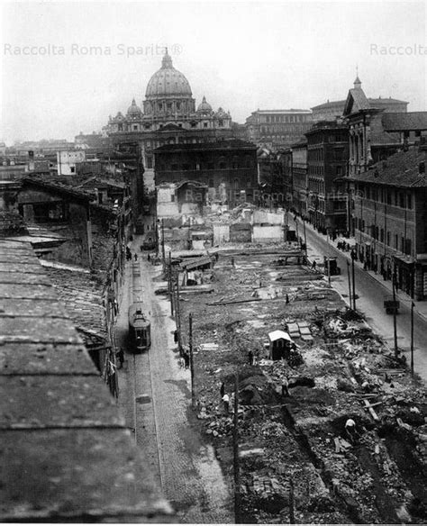 conciliazione italiana via della conciliazione roma storia storia