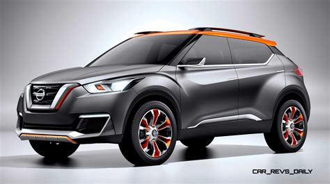 nissan crossover 2014 2014 nissan kicks concept is sao paolo road crossover