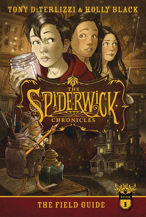 the field guide spiderwick the field guide book by tony diterlizzi holly black official publisher page simon schuster