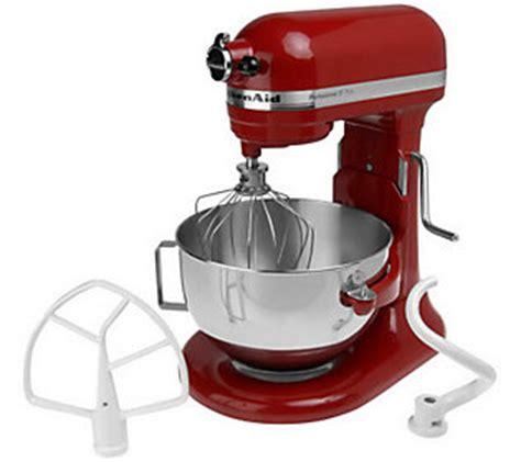 Kitchenaid Qvc Kitchenaid Professional 5qt 450 Watt 10 Speed Stand Mixer