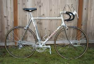 Peugeot 1980s Road Bikes 1980 Peugeot Cfx 10 Quot Competition Quot On Velospace