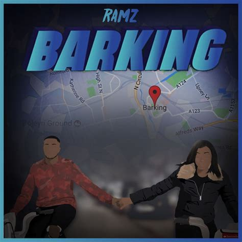 barking song barking single by ramz on apple