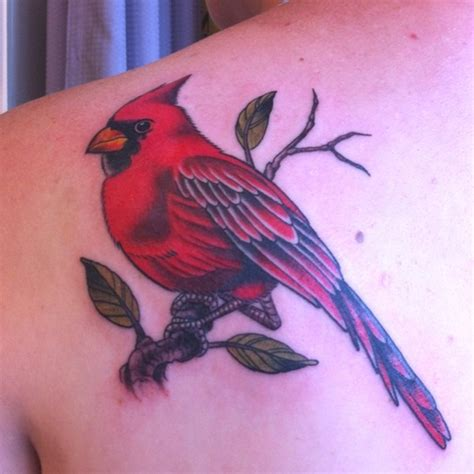 cardinal tattoos designs ideas and meaning tattoos for you