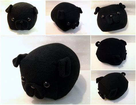 buy black pug black pug loaf by jonisey on deviantart