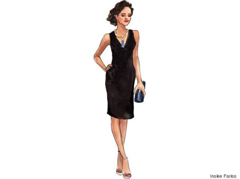 hair o the dog black tie party this black tie dress will take you from the boardroom to