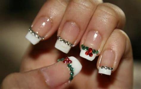 cute christmas nail ideas fashionsycom