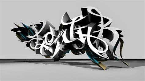 3d graffiti creator