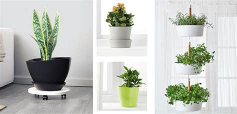 maceteros modernos de interior maceteros de ikea para vestir tus plantas de interior