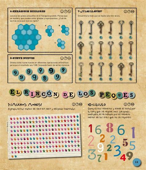 descargar 1001 juegos de inteligencia para toda la familia 1001 brain teasers for the whole family libro de texto gratis 1001 juegos
