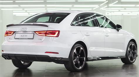 2015 Audi A3 Priced From 30 795 2015 Audi A3 Carbon Edition Confirmed For Malaysia Limited To 30 Units From Rm195k Buying