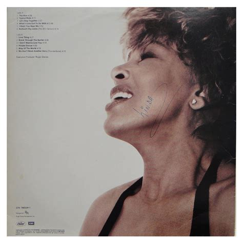 tina turner simply the best vinil records