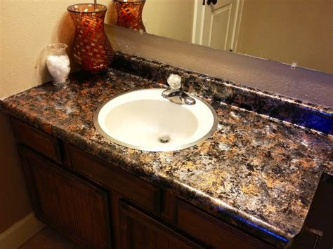 How To Paint A Countertop To Look Like Granite by Painting Countertops To Look Like Paint Inspiration