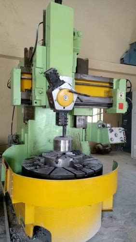Used Vertical Turret Lathe View Specifications Amp Details