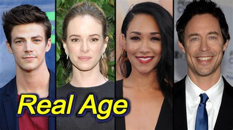 actor the flash real age of the flash actors youtube