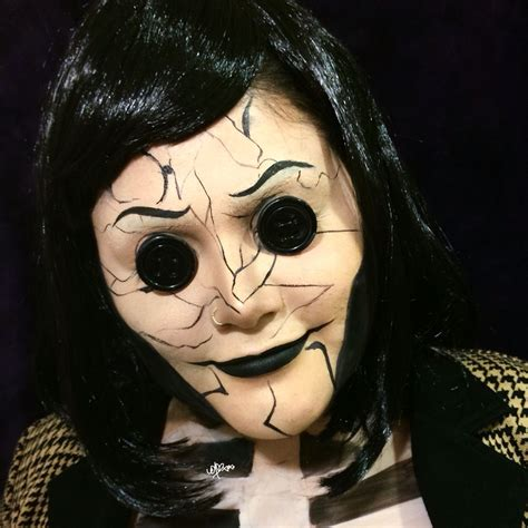 braut the wicked halloween makeup the other mother from coraline halloween