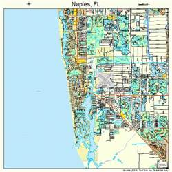 naples florida map
