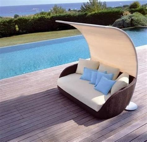 pool couch 25 modern patio ideas adding ultimate comfort and look to