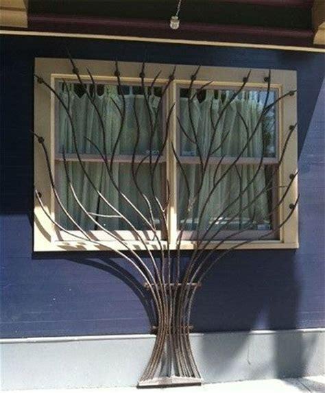 reja moderna arbol rejas  ventanas modernas rejas