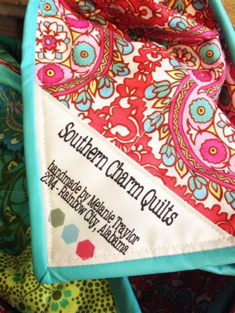 Labels For Quilts Sles by Quilting Sewing