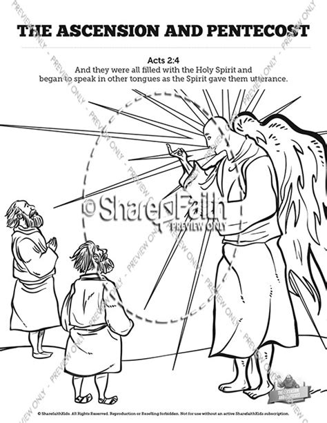 sunday school coloring pages jesus ascension elijah and the dead boy sunday school coloring pages
