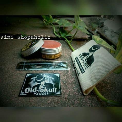 Oldskull Pomade pin by lina nur on skull pomade