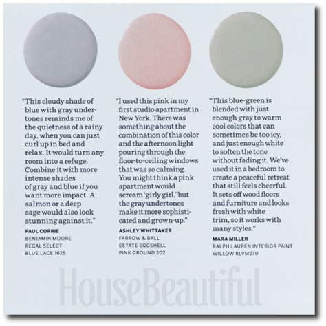scandinavian blue paint color 12 designers their favorite paint colors house beautiful