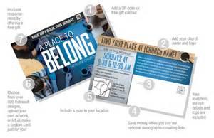 choose from 700 custom postcards to reach your neighbors outreach inc