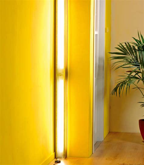 fai illuminazione lade da parete a neon nella lamiera bricoportale fai