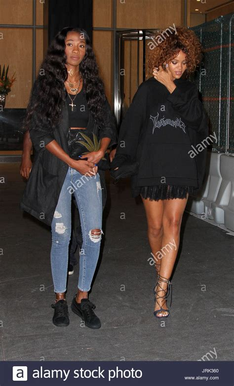 Rihanna And Forde by Rihanna Forde Rihanna Spotted Out And About In