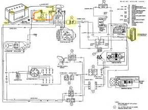 1971 ford f100 ignition switch wiring diagram 1971 ford