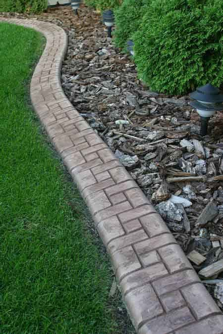 sles of landscape curbing and edging cutting edge