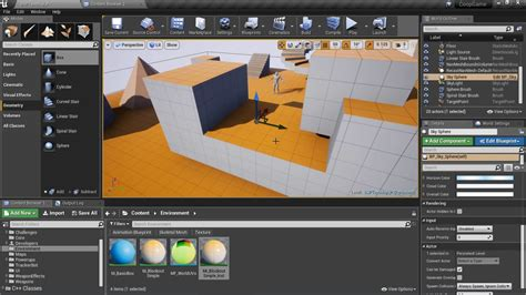 introduction  bsp geometry tools  level design  unreal engine  youtube