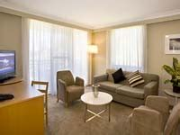 Living Room Coogee by Adina Apartment Hotel Coogee Sydney Serviced Apartments