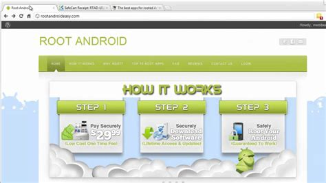 android rooting software root android phone easily with this software