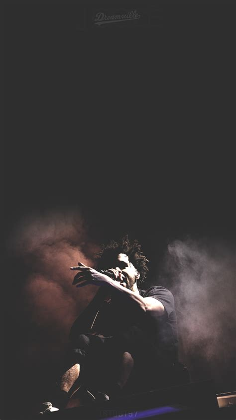 Iphone J Cole Wallpaper by J Cole Mobile Phone Wallpaper On Behance