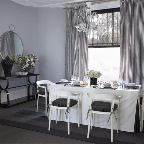 charcoal and white dinning room dining room dining