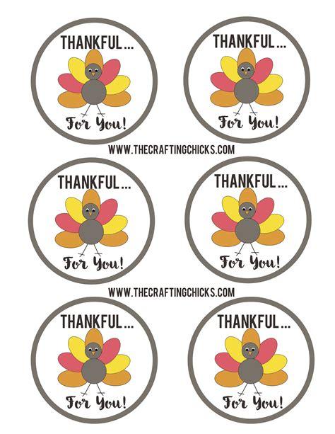 printable turkey gift tags free printable thankful tags