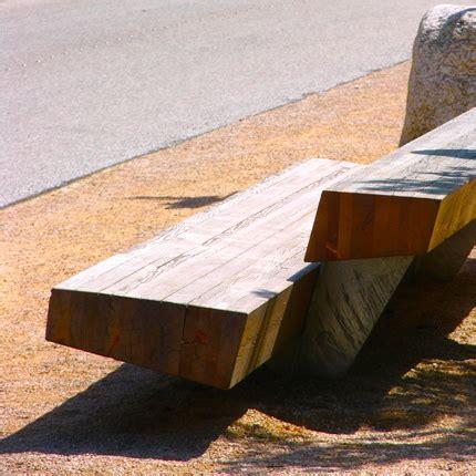 Landscape Forms Trapecio Santa Cole Trapecio Bench