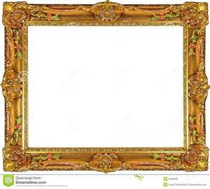 Bow Window Prices gold frame stock photo image 8532850
