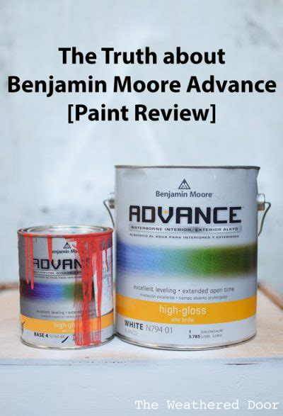 benjamin cabinet paint reviews the about benjamin advance the weathered door