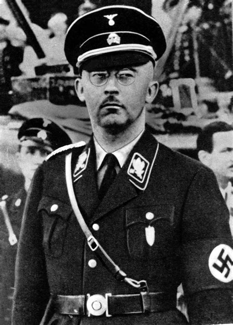 heinrich himmler the sinister of the of the ss and gestapo books diary reveals details of the most sinister