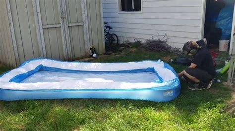 backyard blow up pools 100 backyard blow up pools best 25 swimming pool