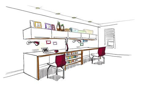 ufficio a casa come organizzare l ufficio in casa