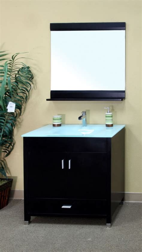 33 inch bathroom vanity 33 inch single sink bathroom vanity in black uvbh20311033