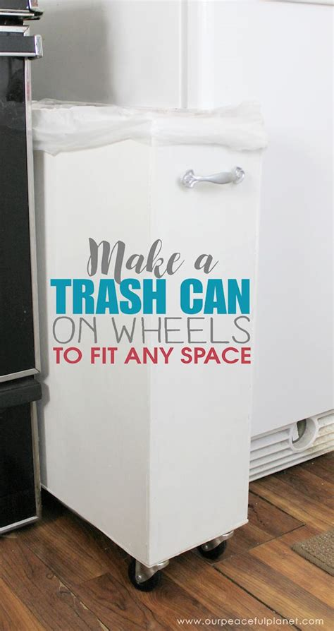 Kitchen Trash Can Ideas 25 Best Kitchen Trash Cans Ideas On Pinterest Trash Can Kitchen Trash Can Cabinet And