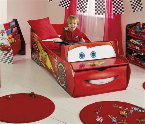 Lighting Mcqueen Bedroom Pretty Lightning Mcqueen Bedroom On Lightning Mcqueen Toddler Feature Bed Worlds Apart Lightning