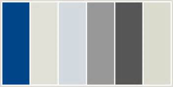 grey color schemes colorcombo141 with hex colors 004489 e1e1d6 d3d9df