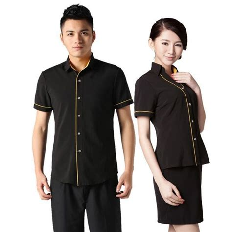 promotional uniforms designs buy wholesale hotel front office design buy