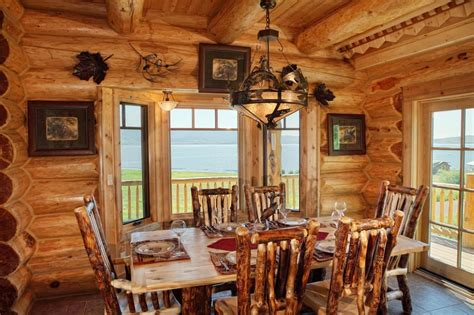 Home Interiors In Log Home Interiors Yellowstone Log Homes
